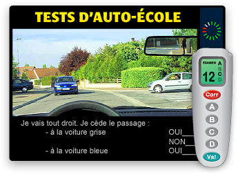 S'entraner aux tests du code de la route en ligne